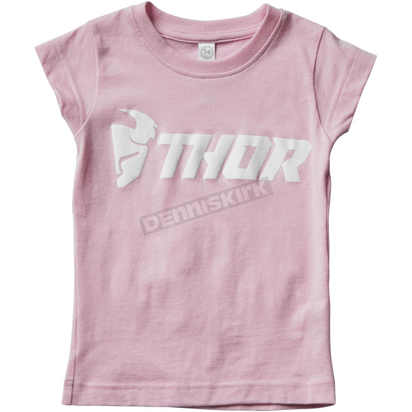 Thor Toddler Pink Loud Tee Shirt  - 3032-2667