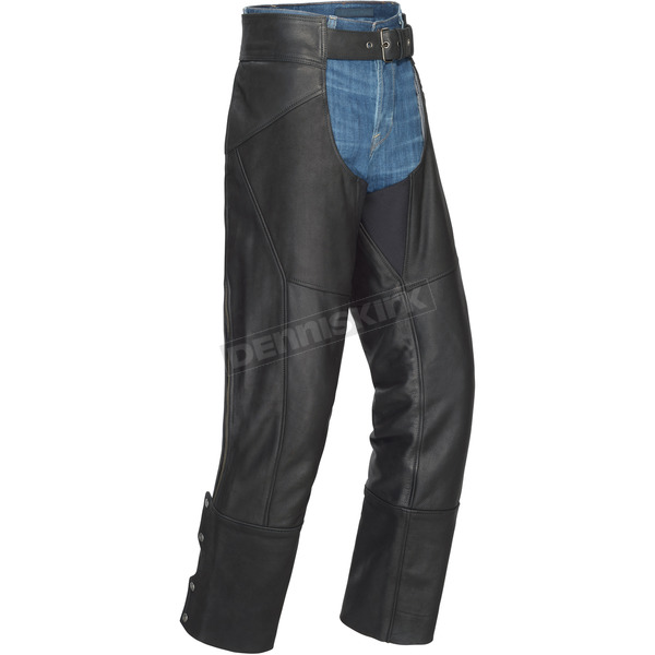 Tour Master Nomad Leather Chaps - 8728-0105-03