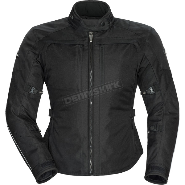 Tour Master Women's Black Pivot Jacket - 8778-0105-84