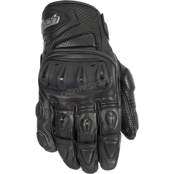 Cortech Black Impulse ST Gloves - 8306-0105-03