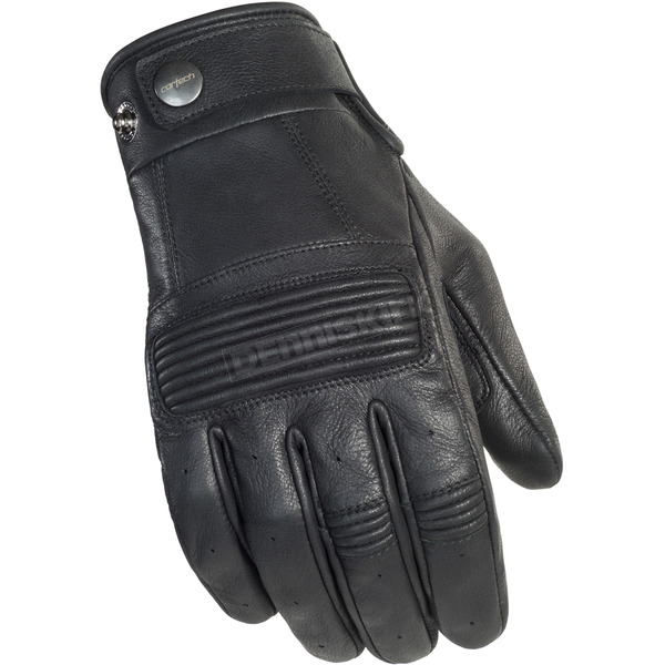 Cortech Rustic Black Duster Gloves - 8336-0125-07