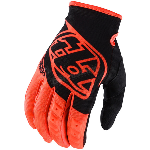 Troy Lee Designs Orange GP Gloves - 407003075