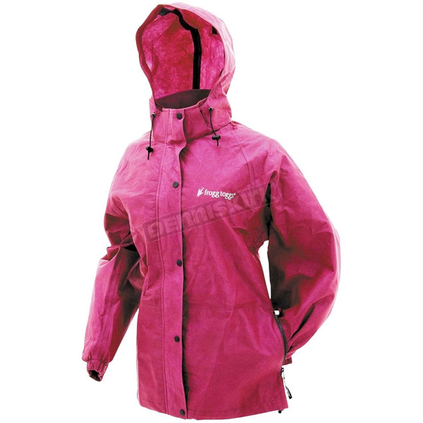 Frogg Toggs Women's Cherry Pro Action Rain Jacket - PA63523-152X