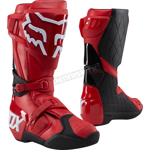 Fox Red 180 Boots - 19908-003-8