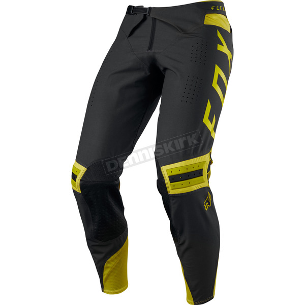 Dark Yellow Flexair Preest Pants