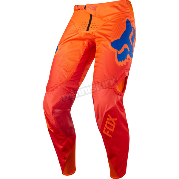 Fox Orange 360 Viza Pants - 19421-009-28
