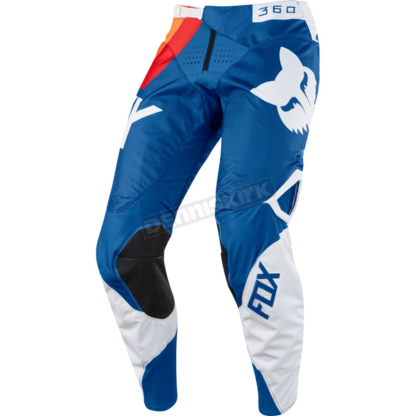 Fox Blue 360 Draftr Pants - 19419-002-34