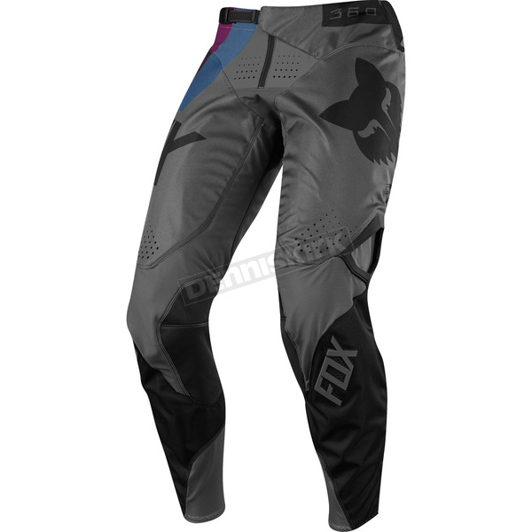 Fox Charcoal 360 Draftr Pants - 19419-028-36