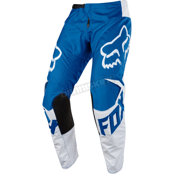 Fox Youth Blue 180 Race Pants - 19443-002-24