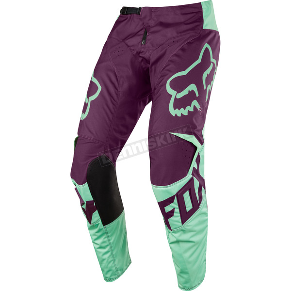 Fox Green 180 Race Pants - 19427-004-38