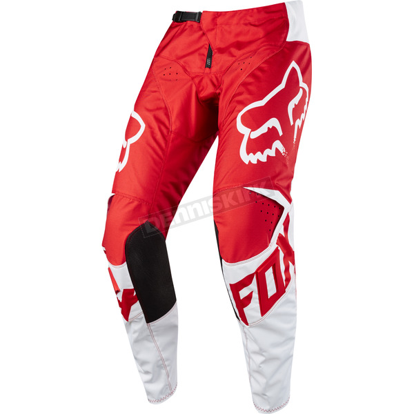 Fox Red 180 Race Pants - 19427-003-36