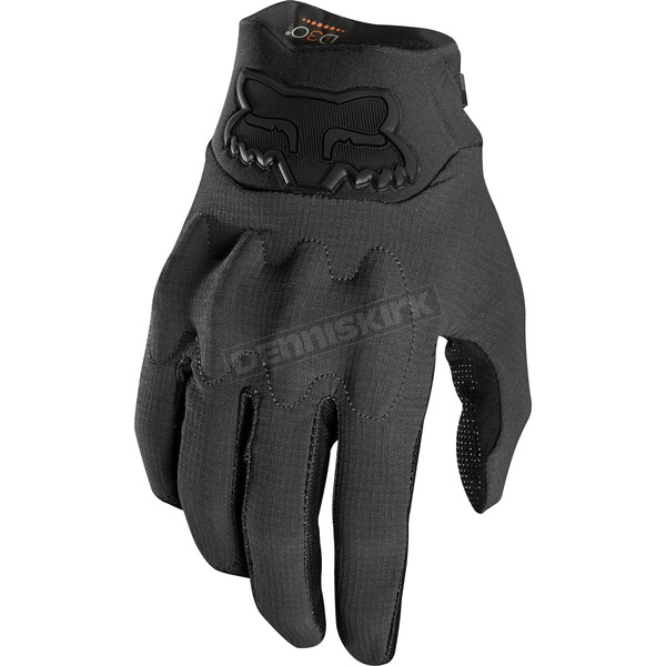 Fox Charcoal Bomber Light Gloves - 20108-028-S