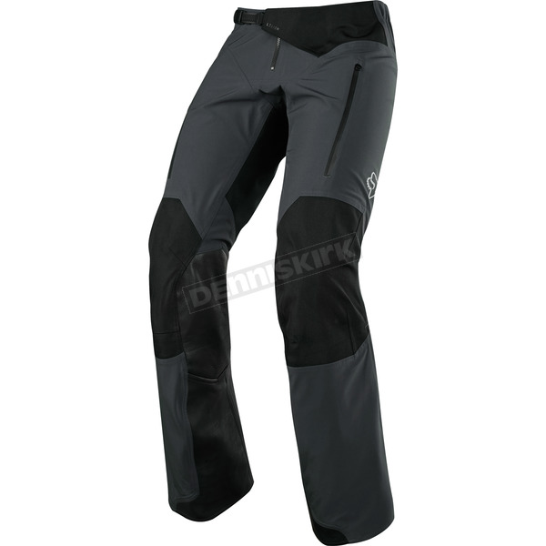Fox Charcoal Legion Downpour Pants - 19842-028-44