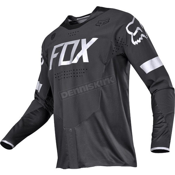 Fox Charcoal Legion Offroad Jersey - 17675-028-2X