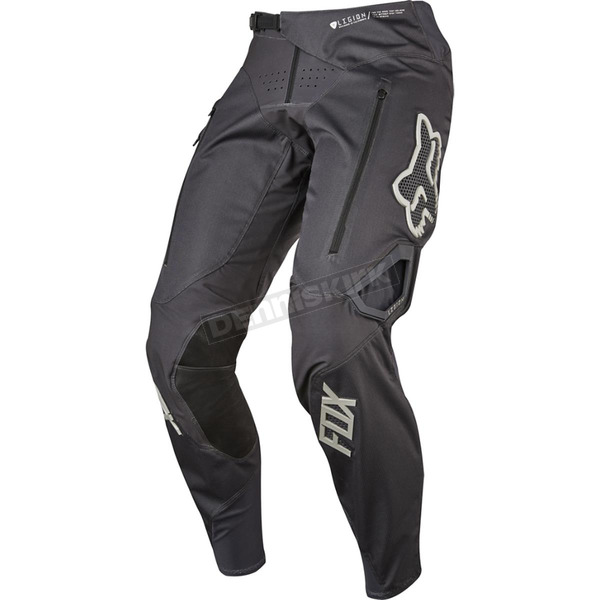 Fox Charcoal Legion Offroad Pants - 17676-028-36