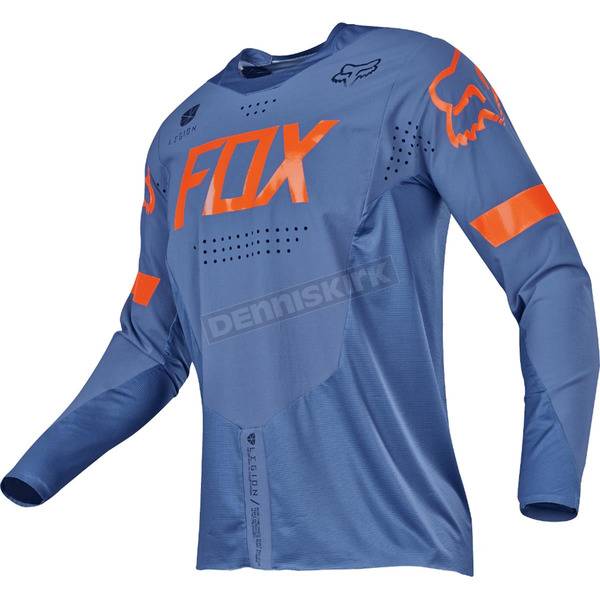 Fox Blue Legion Offroad Jersey - 17675-002-S