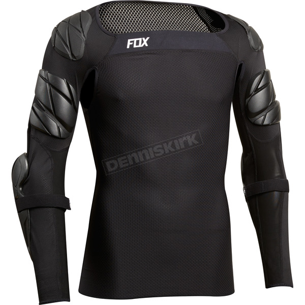 Fox Black Airframe Pro Sleeve - 20786-001-S/M