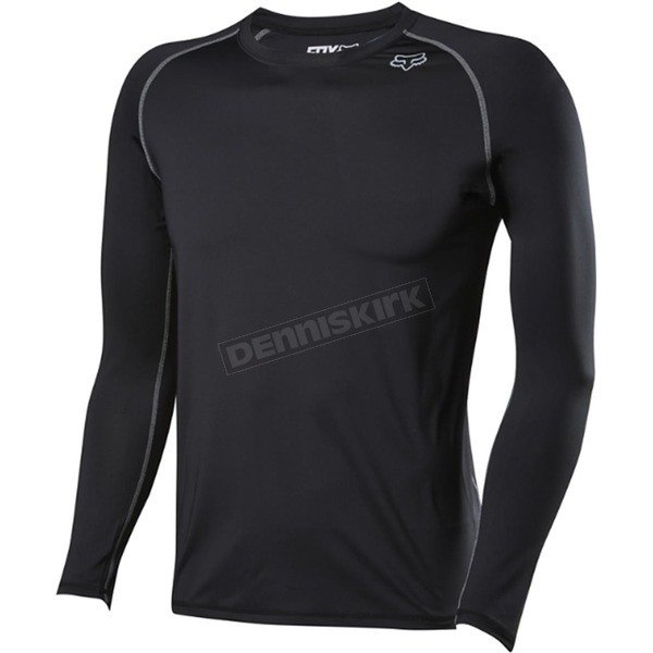 Fox Frequency Long Sleeve Base Layer - 15464-001-XL