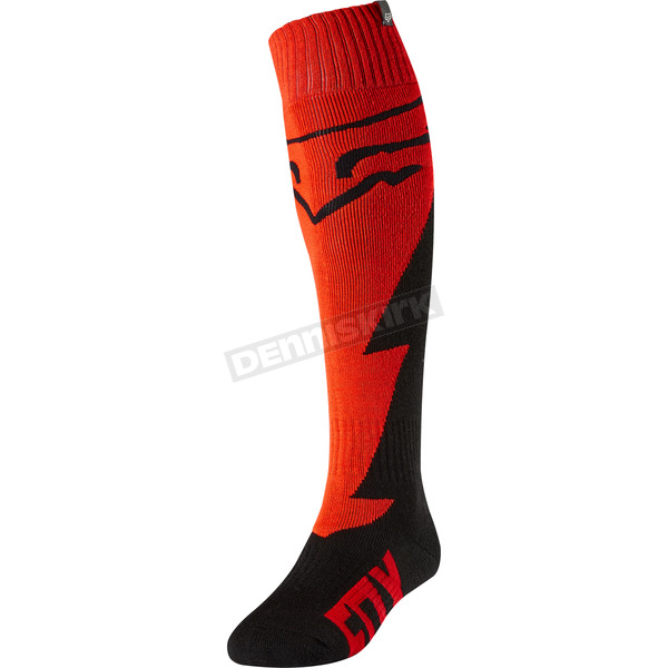 Fox Red Fri Thick Mastar Socks - 20000-003-M