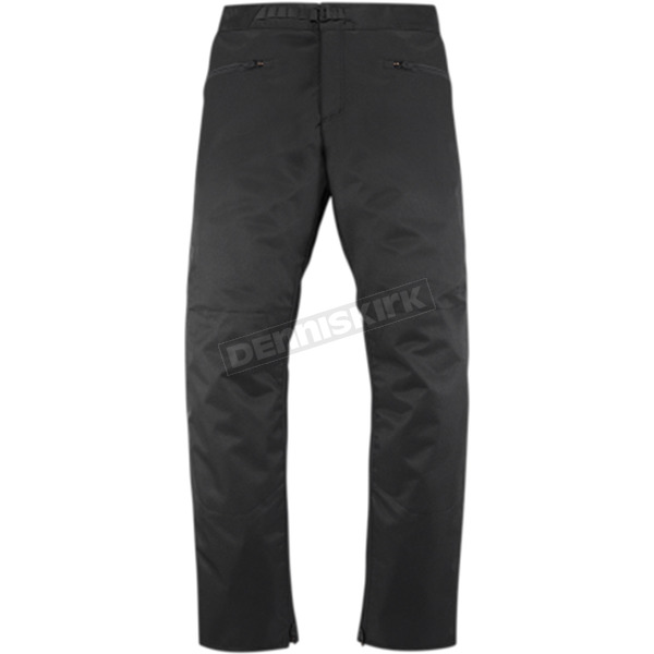 Black Overlord Overpants - 2821-1048