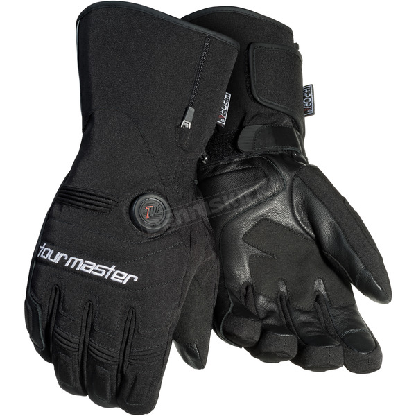 Black Synergy 7.4-Volt Battery Powered Gloves - 8430-7405-08