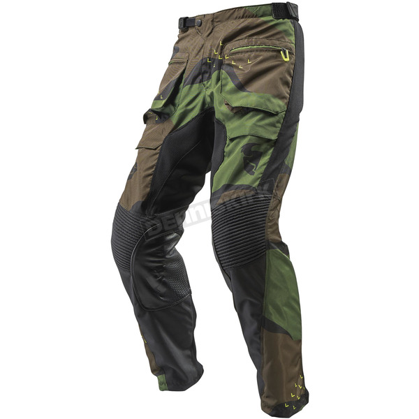 Green Camo Terrain In The Boots Pants - 2901-7423