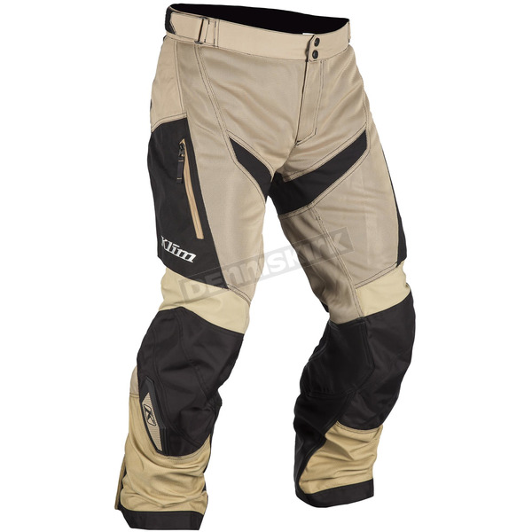 Klim Tan/Black Mojave Pants - 3143-003-036-900