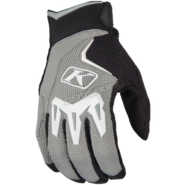 Klim Gray Mojave Gloves - 3168-003-120-600