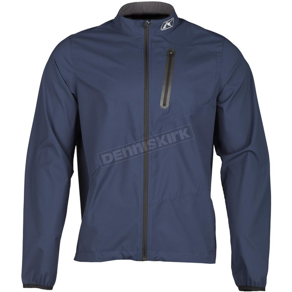 Klim Blue Zephyr Wind Shirt/Jacket - 3715-000-120-200