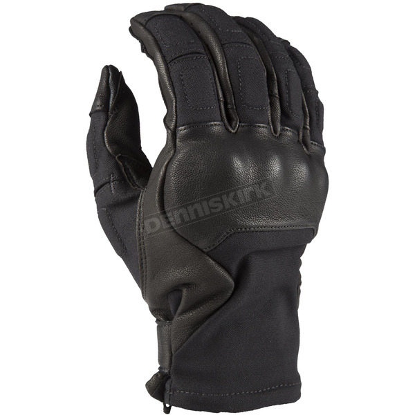 Klim Black Marrakesh Gloves - 3718-000-150-000