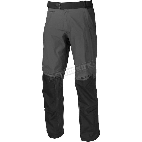Klim Gray/Black Traverse Pants - 4051-001-032-600