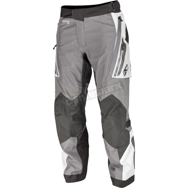 Klim Gray/Black Badlands Pro Pants - Short - 4053-002-336-600