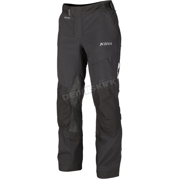 Klim Black Latitude Pants - 5147-003-034-000