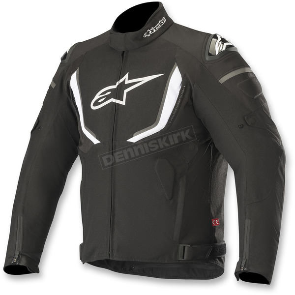 Black/White T-GP R v2 Drystar Jacket