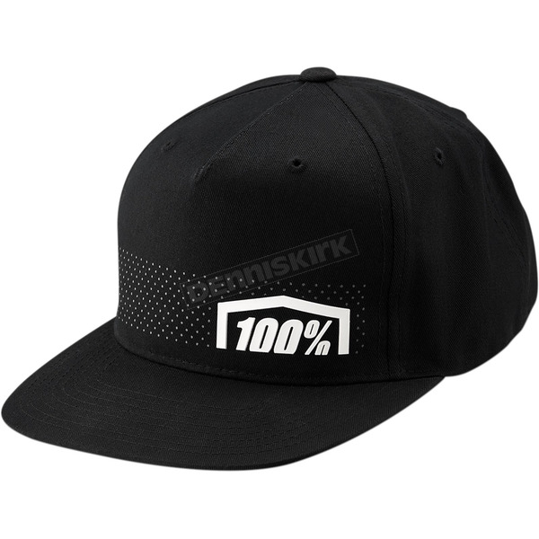 100% Youth Nemesis Snapback Hat - 20063-001-00