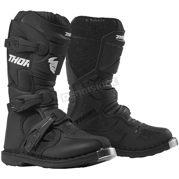 Youth Black Blitz XP Boots