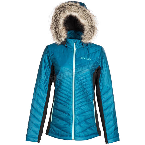 Non-Current Women's Blue Waverly Jacket