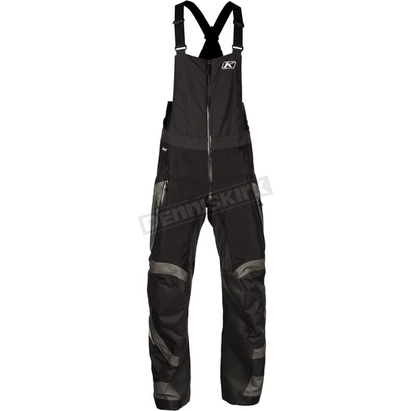 Klim Black Havoc Bibs - 3285-001-170-000