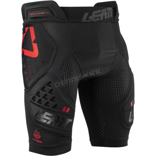 Black 3DF 5.0 Impact Shorts - 5019000321