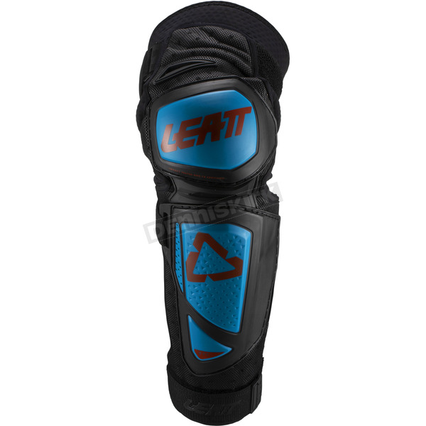 Fuel/Black EXT Knee and Shin Guards - 5019210080