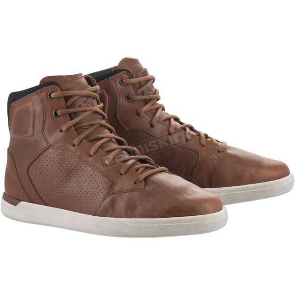 Brown J-Cult Riding Shoes - 2512819-80-10