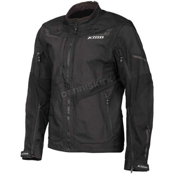 Klim Black Dakar Jacket - 3122-001-130-000