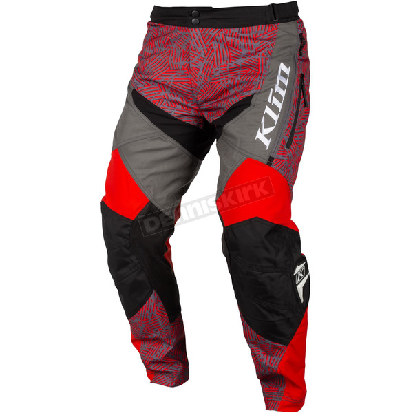 Klim Red Dakar In-the-Boot Pants - 3182-004-038-101