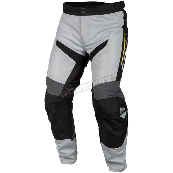 Klim Light Gray Mojave In-the-Boot Pants - 3183-004-040-630
