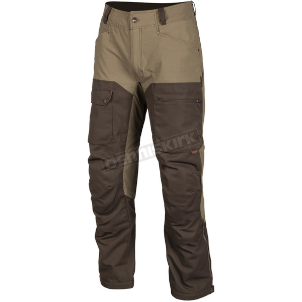 Klim Brown Switchback Cargo Pants - 3917-000-040-901