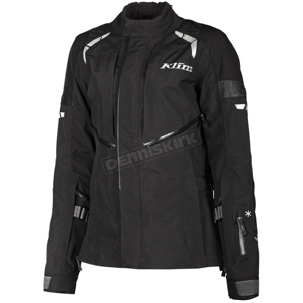 Klim Women's Black Altitude Jacket - 5093-002-140-000