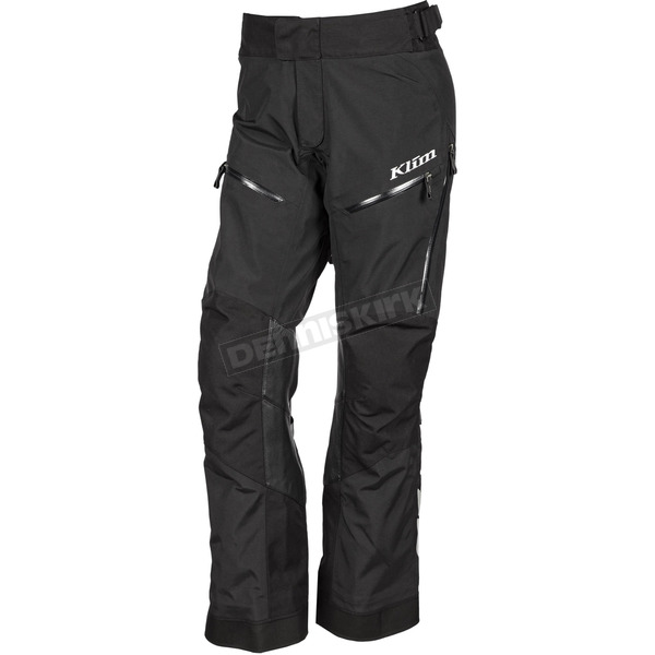 Klim Women's Black Altitude Pants - 5094-002-014-000