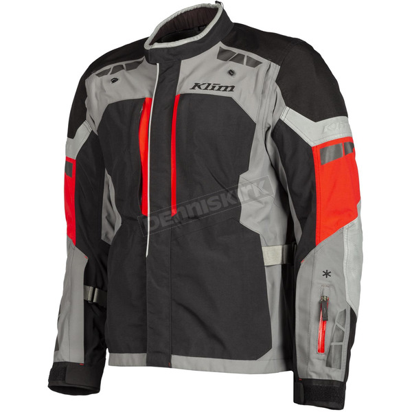 Klim Red Latitude Jacket - 5146-003-160-100