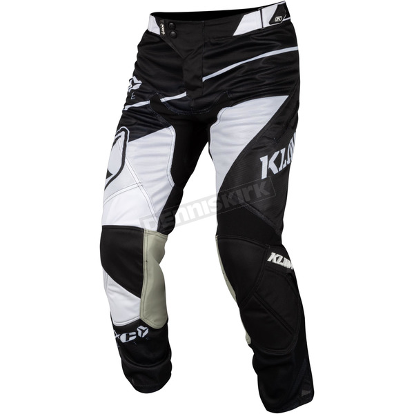 Klim Black/White/Tan XC Lite Pants - 5004-002-038-080