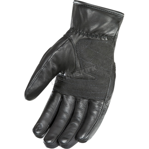Joe Rocket Black Diamondback Gloves - 1960-2004